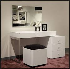 Bedroom Vanity Table With Drawers Modern Vanity Tables Modern Makeup Vanity Table Foter Dixie