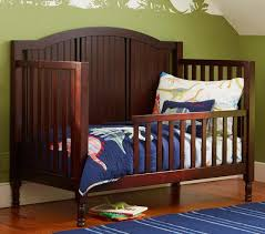 Bed Frame For Convertible Crib 3 In 1 Convertible Crib Pottery Barn