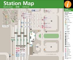 Montgomery Bart Station Map by Map Of San Jose Diridon Station Caltrain Courtesy Of Mtc