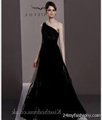 All Black Prom Dress Long Black Prom Dresses 2016 2017 B2b Fashion