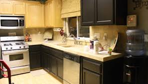 Distressed Painted Kitchen Cabinets Diy Painted Black Kitchen Cabinets 63 Best Kitchen Images On