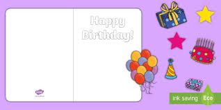 design your own happy birthday cards design your own birthday cards cut and stick dt fine motor