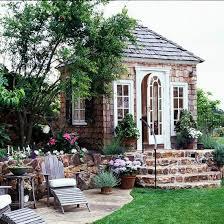 Cottage Backyard Ideas 149 Best Guest Cottage House Images On Pinterest Cottage House
