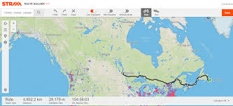 Google Maps Running Route by How To Map Out A Great Cycling Route Canadian Cycling Magazine