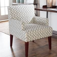 White Leather Accent Chair Accent Chairs For Living Room Pinterest Madison Living Room Sofa