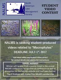 Seeking Free Series Student Series Macrophytes American Lake Management