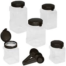canister sets kitchen canisters u0026 food storage containers