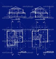 House Blueprints Apartments Blueprints Of Houses Leonawongdesign Co Home Design