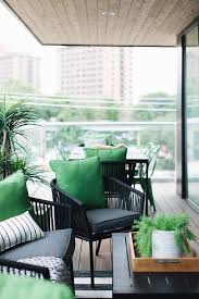 Outdoor Balcony Rugs Green And Black Balcony Colors Transitional Deck Patio