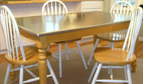 stainless steel kitchen table top transform your furniture and appliances with stainless steel paint