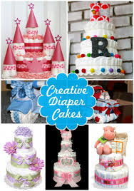 diaper cake ideas for baby showers design dazzle