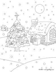 imagenes de navidad para colorear online dibujos para colorear arboles de navidad es hellokids com