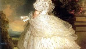 bustier robe de mariã e robe de cour xviième siècle de fil en dentelle