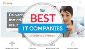 14 best themes for it companies in 2017