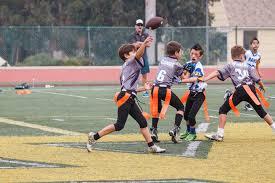 Flag Football Tips Beach Cities Youth Flag Football League
