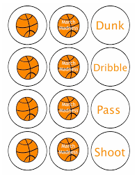 march madness free printables creative party themes