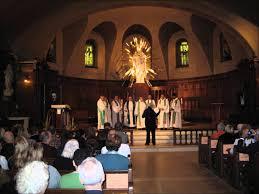 novena of thanksgiving saint joseph u0027s oratory mass of thanksgiving october 31 2010