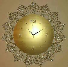 dwell of decor handmade wall clock design ideas