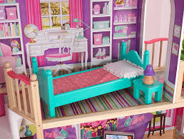 How To Make Dollhouse Furniture Out Of Household Items Amazon Com Kidkraft Elegant 18