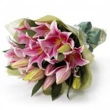 stargazer bouquet stargazer bouquet shaheena flowers