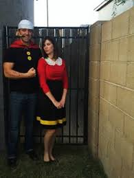 olive oyl costume popeye and olive oyl this camille