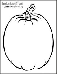 Coloring Pages Of Pumpkin For Halloween by 100 Free Printable Halloween Pumpkin Coloring Pages Stencil