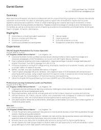 how to write summary in resume professional development on resume free resume example and resume templates humanities teacher senior it project manager resume sample