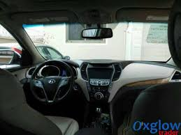hyundai santa fe 2014 limited 2014 hyundai santa fe limited for sale cars tamale oxglow trader