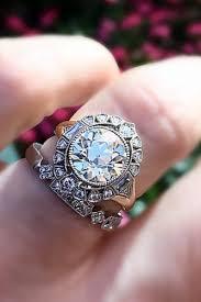 vintage weddings rings images 33 vintage wedding rings we 39 re obsessed with wedding forward jpg