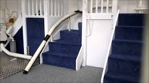 how the freelift automatic hinge works on a stairlift youtube