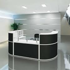 Reception Counter Desk Uniflow Reception Desk Meridian Office Furniture