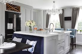 kitchen banquette ideas island banquette ideas contemporary kitchen zoffany paint