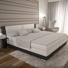 Schlafzimmer Bett Mit Led Innocent Boxspringbett Mit Led Beleuchtung 180x200 Cm Bargo