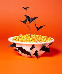 7 fun diy halloween candy bowls real simple