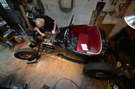 How To Build A One Car Garage Old Rods Built In A One Car Garage Rod Network