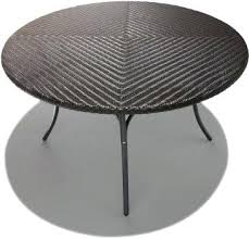 Glass Top Patio Tables Dining Table Wicker Indoor Dining Table And Chairs Outdoor With