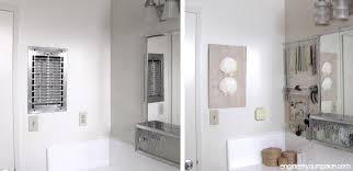diy wall art with shells u2013 bathroom decorating ideas smart diy