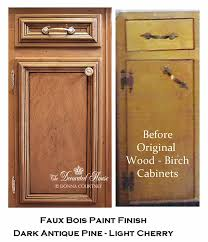 the decorated house how to black glaze on kitchen cabinets or