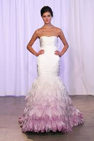 non traditional wedding dresses 7 colorful wedding dresses for a non traditional gown