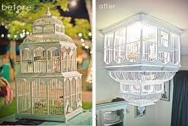 How To Make A Birdcage Chandelier Diy Idea Beautiful Vintage Birdcage Chandeliers Treehugger Diy