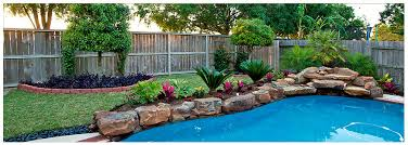 Houston Landscape Design by Greenscapes Lawn And Landscape About Us