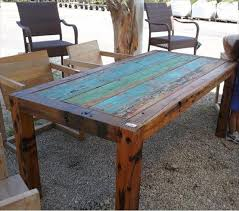 11 diy outdoor table and bench design diy to make