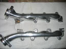 dodge dakota exhaust manifold stainless steels bolts in 4 7 exhaust manifolds