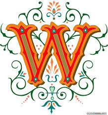 font design series vector ornate renaissance tuscan aka carnival font free vector download