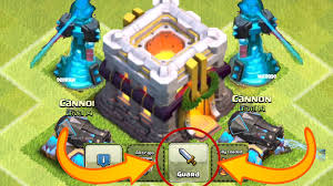 clash of clans wallpaper 23 clash of clans december update revealed coc village guard