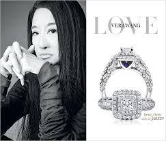 Jared Cushion Cut Engagement Rings Jared Vera Wang Love