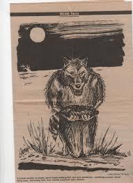wolfmen beast bray road werewolves dogmen