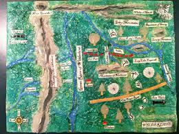 The Hobbit Map The Hobbit Map Wilderlands Album On Imgur