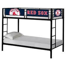 Bunk Beds Boston Imperial Mlb Bunk Bed Boston Sox Hayneedle
