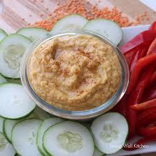 Hummus Kitchen Lentil Hummus Living Well Kitchen